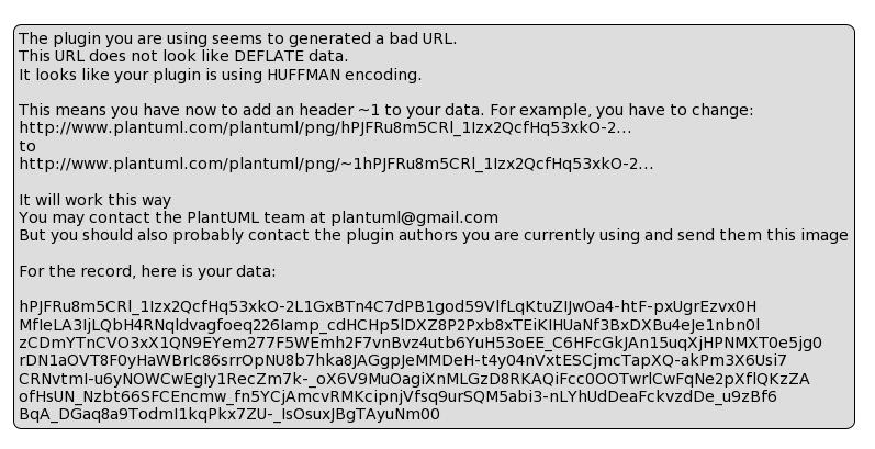 Startuml unable to decode string empty description syntax error image ccuart Choice Image