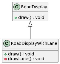 decorator-pattern-road-class-diagram